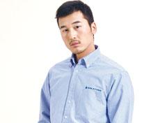 高品质男士衬衫CVC条纹牛津纺G592M